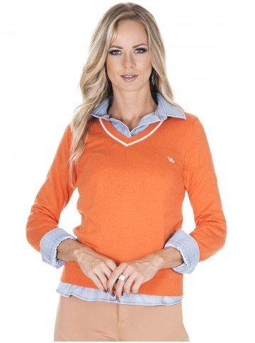 casaco laranja principessa aliz