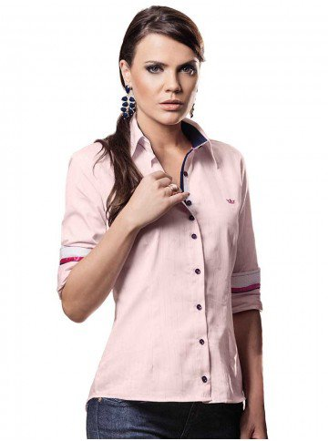 camisa social feminina principessa tatianna