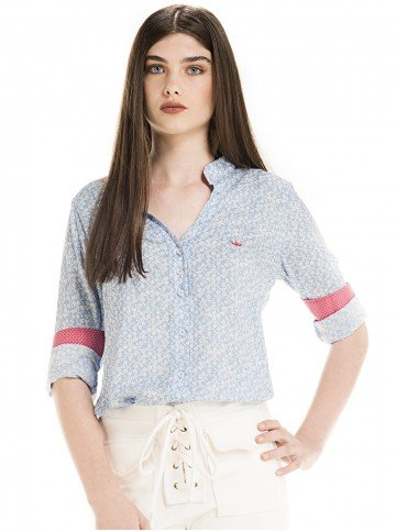 camisa feminina liberty principessa liz