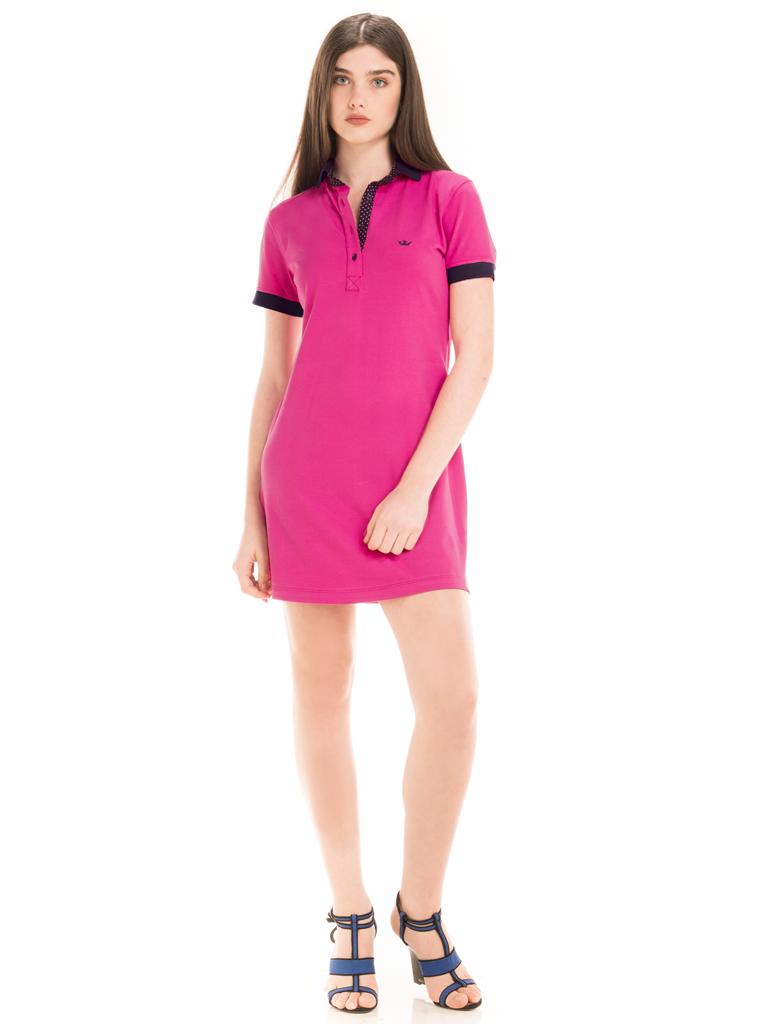 detalhe vestido pink marinhofeminino principessa andrieli look completo