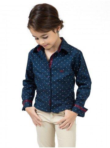 camisa infantil tal mae tal filha principessa yasmin algodao detalhe look