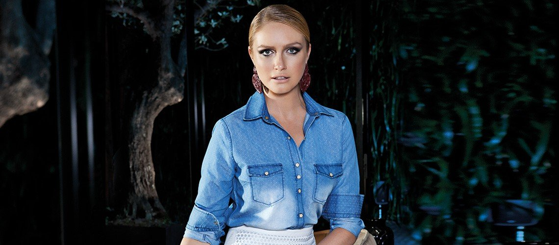 camisa jeans principessa blog