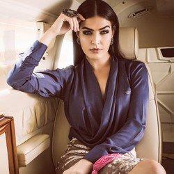 blusa transpassada marinho principessa zuleide como usar