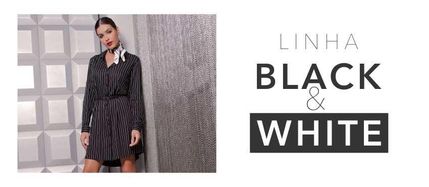 Linha Black and White