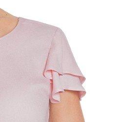 blusa rose principessa veridiana detalhes