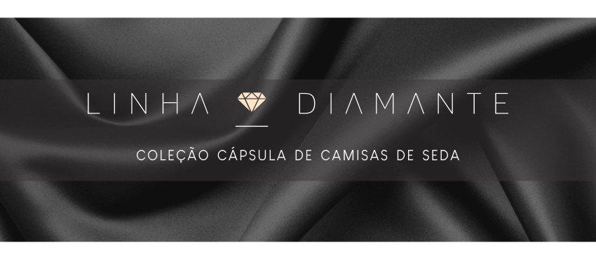 Linha Diamante Principessa   Camisas de Seda