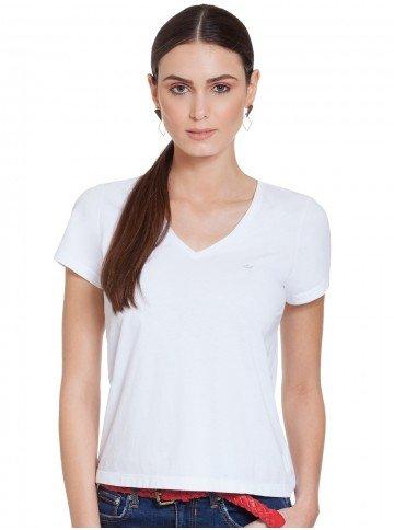 t shirt branca principessa adriely frente