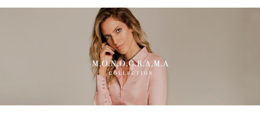 Personalize a sua camisa | Monograma Collection