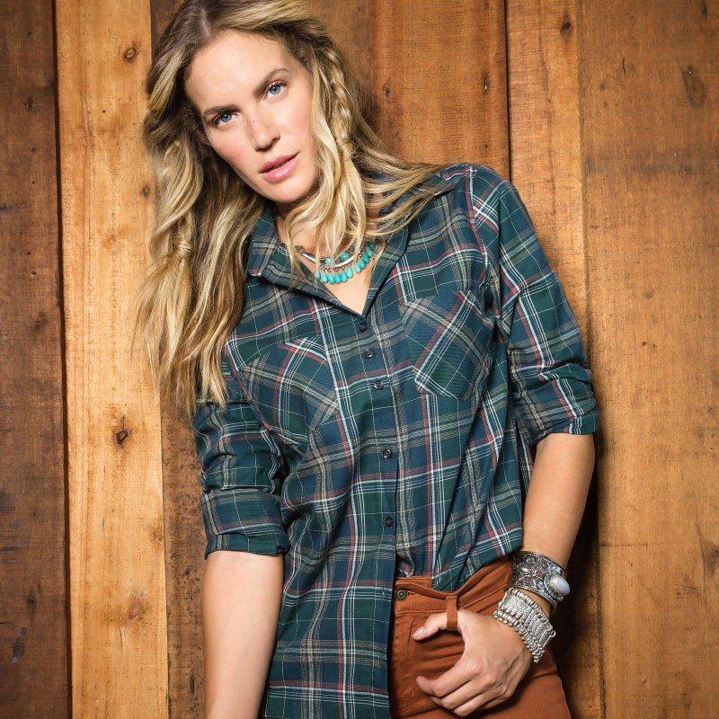 camisa kimberly mood western