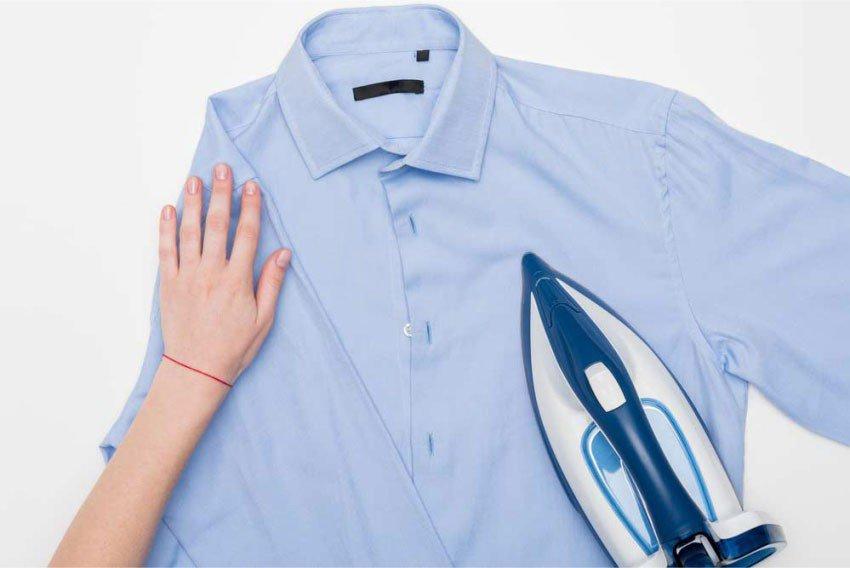 camisa passando