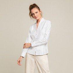 camisa branca maquinetada alicia geral