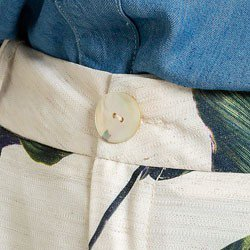 shorts folhagem bonnie botao1