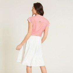 blusa salmao de poa hortencia modelagem