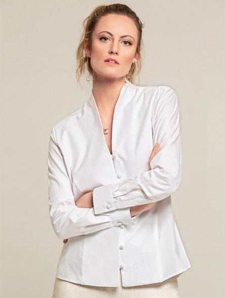 Camisa Branca Alicia