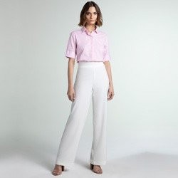 camisa listrada rosa mery geral