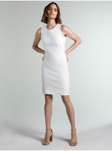 vestido tubinho alfaiataria julia