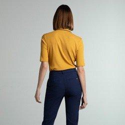 polo amarela marinho meison modelagem