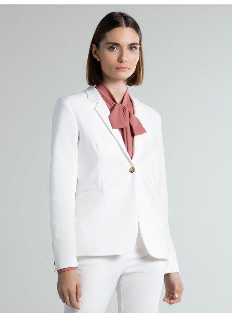 blazer off white kora frente