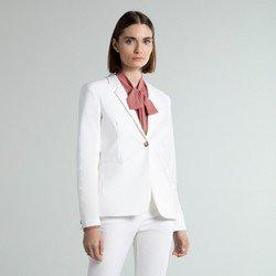 camisa social rose laco poppy geral