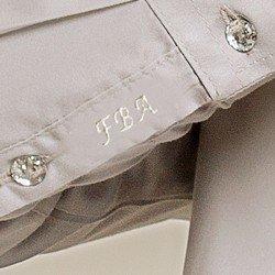 detalhe punho camisa harper personalizada