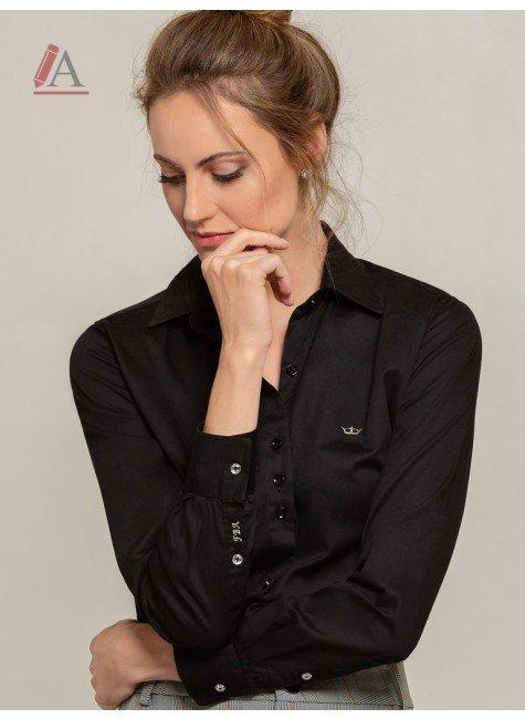 camisa preta personalizada charlie