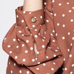 detalhe manga blusa poas mirandha