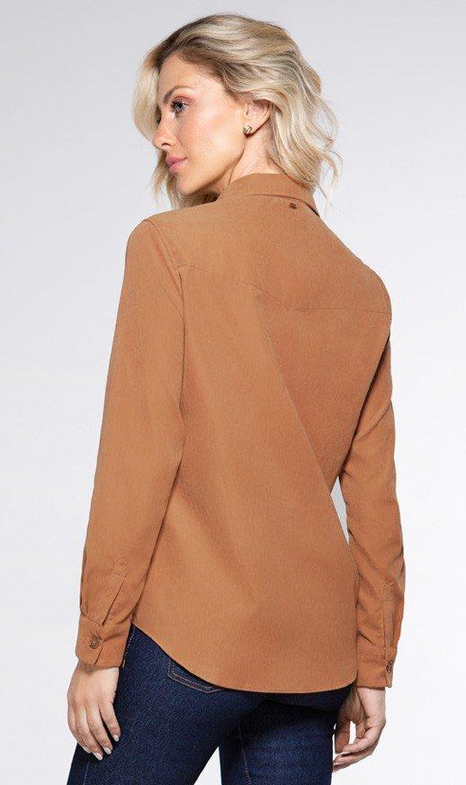 Camisa Camel