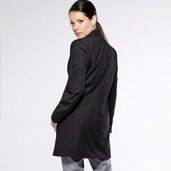 detalhe casaco sobretudo dorothy modelagem