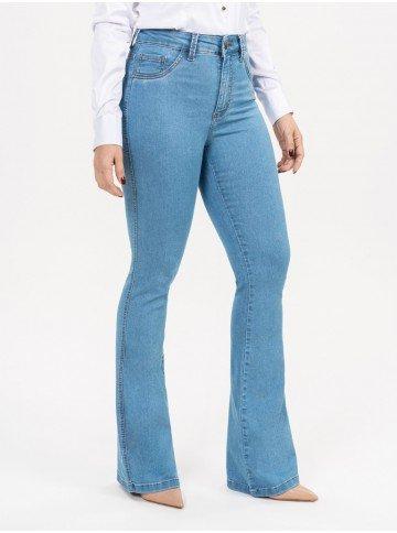 calca jeans clara bootcut thayse