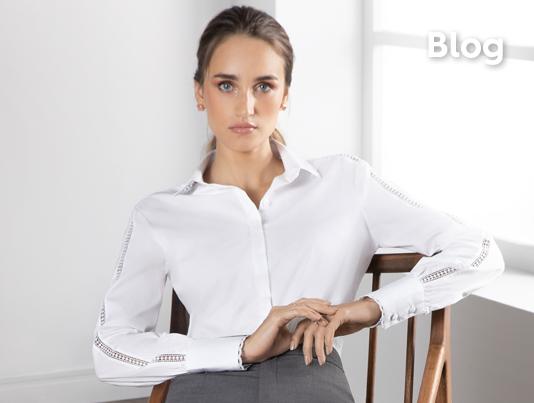 Confira as melhores maneiras de usar camisa branca
