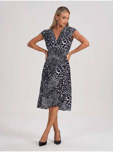 vestido animalprint ianca 1