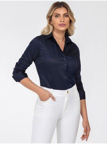 camisa marinho janete 2