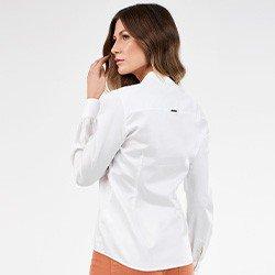 camisa feminina off white bordado richilieu nayara mini costas