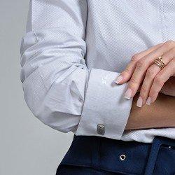 camisa social feminina myrthes mini
