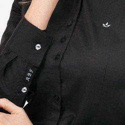 camisa feminina personalizada charlie mini