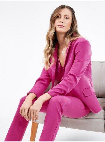 terninho de alfaiataria pink principessa