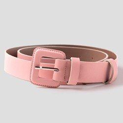 cinto feminino rosa soraia mini