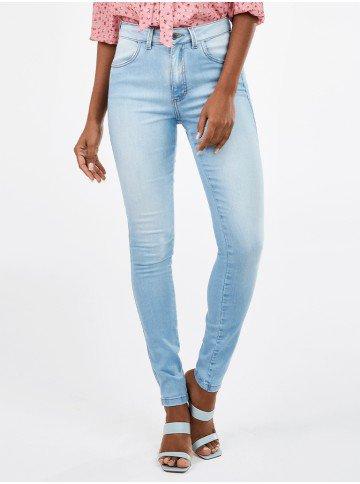 calca feminina jeans skinny sirlene