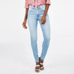calca jeans skinny sirlene mini