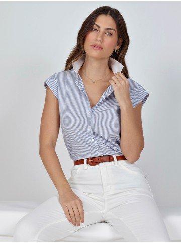 camisa manga copo drica